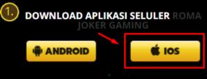 download aplikasi roma joker iphone terbaru