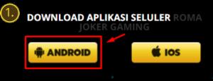 download aplikasi romajoker688 android